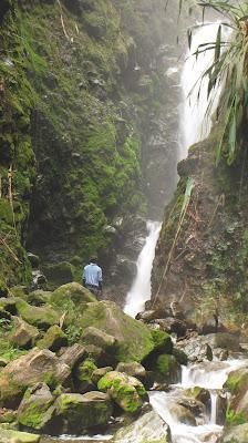 Cascada La Gruta
