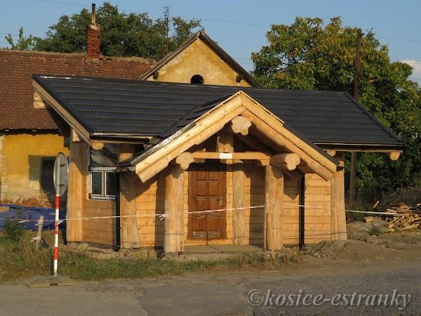 Hospodársky domček, Rampová 1, Košice