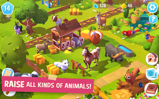FarmVille 3 - Animals screenshot 2