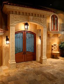 Arches, Architecture, Exterior, Interior, Showroom