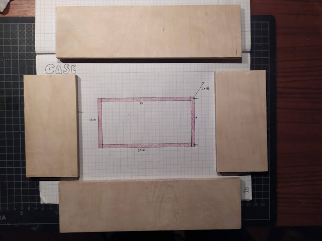 DIY Synth case making guide wood panels
