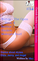 Cherish Desire: Very Dirty Stories #34, Within - The Open Door 3, Alyssa, Service 1, Eliza, Shaken, Jenny, Midnight Surf, Angel, Max, erotica