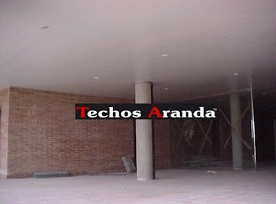 Negocios Locales Falsos Techos Aluminio Madrid