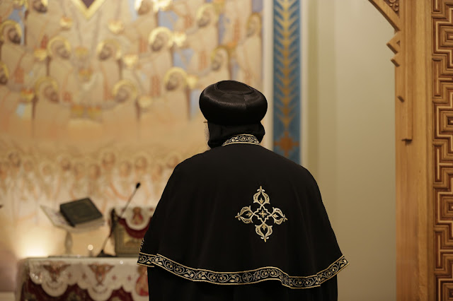 His Holiness Pope Tawadros II visit to St. Mark LA - _09A9114.JPG