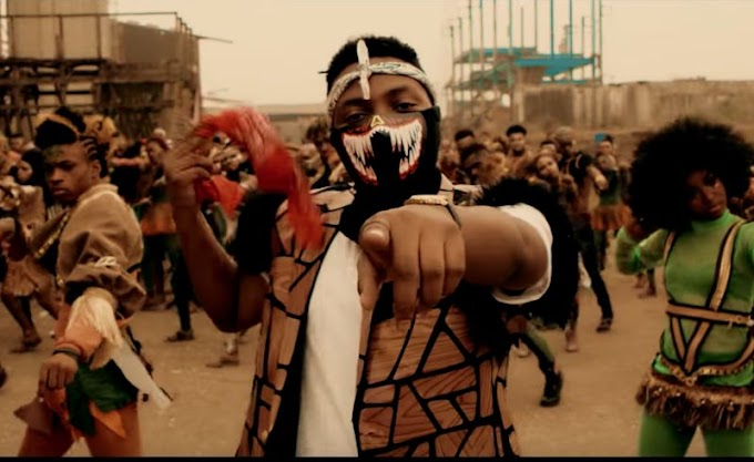 [Video] Olamide – Science Student