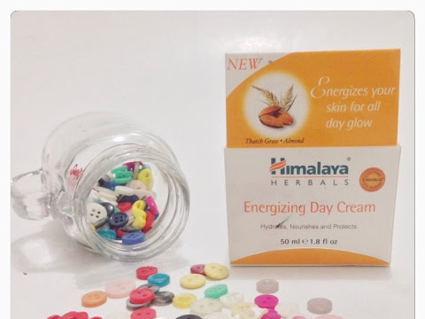 [Review] Himalaya Herbals - Energizing Day Cream