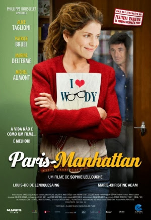 Filme Poster Paris-Manhattan DVDRip XviD Dual Audio & RMVB Dublado