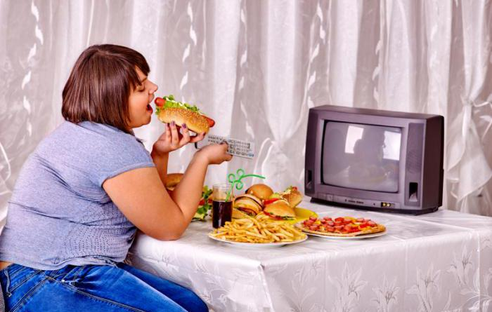 Obesity associated with ADHD in females