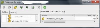 Datastore VMware