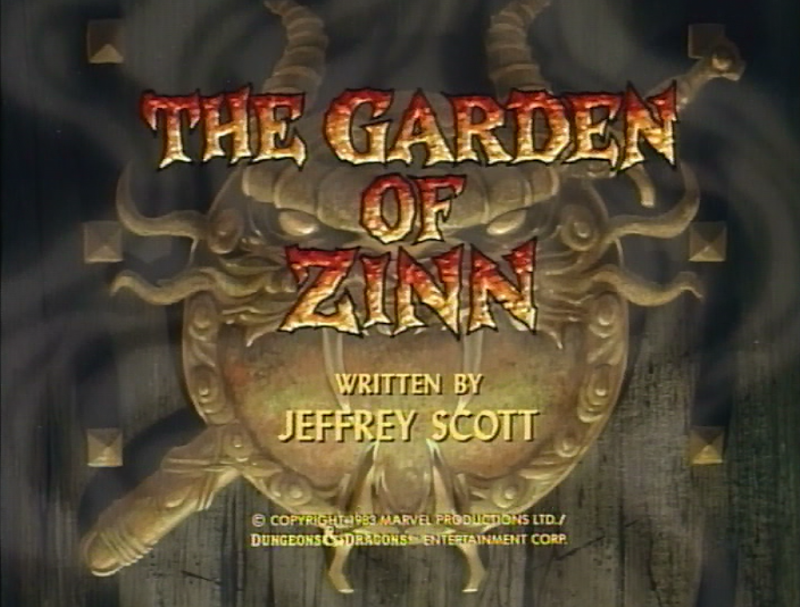 The Garden of Zinn title card