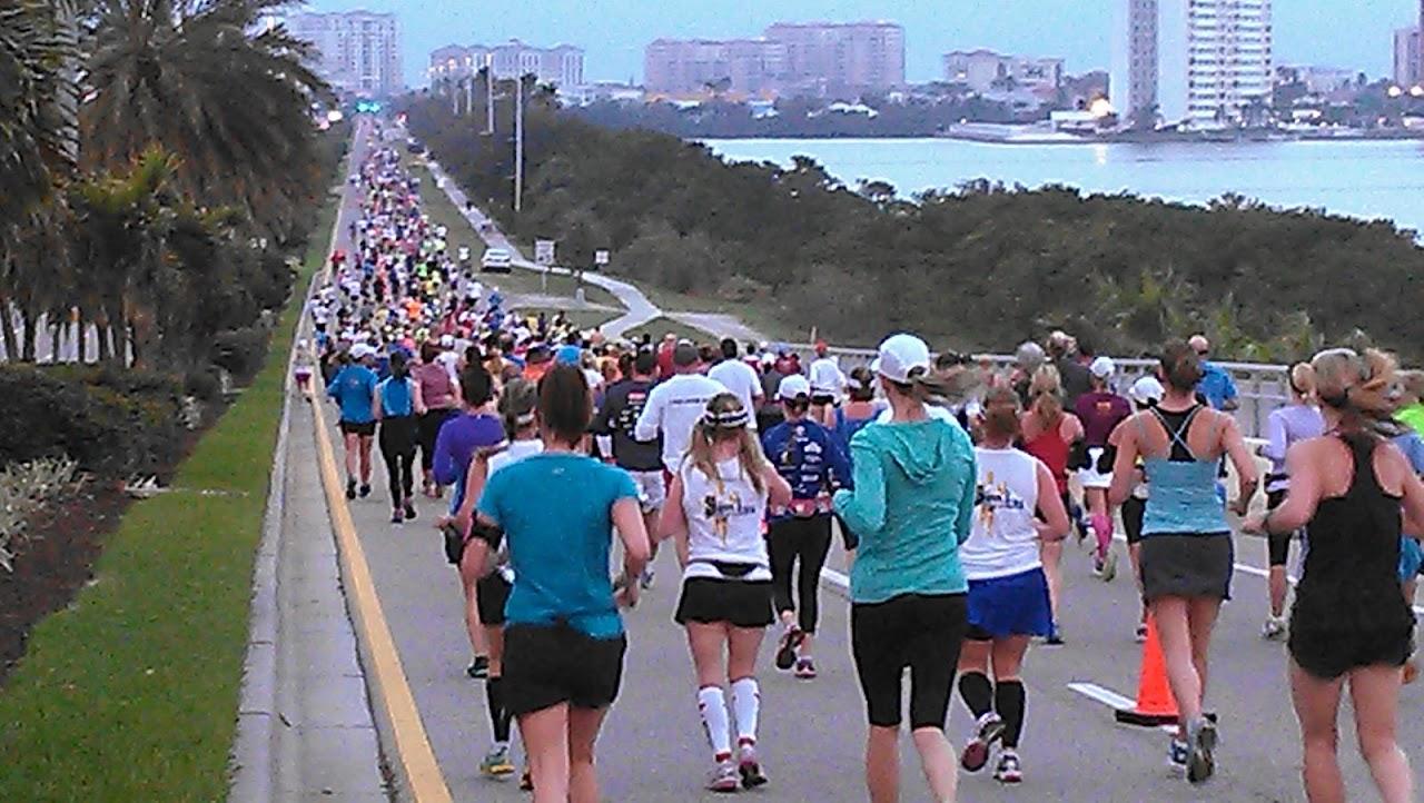 IMAG0011 Clearwater Marathon Recap