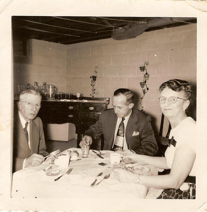 MILNE_Joseph-Robert & Florence_circa1950
