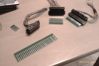 Photo: I found the JAMMA fingerboards from Arcade Machines, work a treat in creating a conversion loom from Renault 5 Campus to  Renault 5 GT Turbo