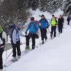 Montagne d'Arreng - 16 février 2013