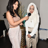 OIC - ENTSIMAGES.COM - Heather Jayne - TV Presenter and Maryam Taqi - celebrity make-up artist (Taqi) at the  Beauty by Maryam - product launch party   in London  15th May 2016 Photo Mobis Photos/OIC 0203 174 1069