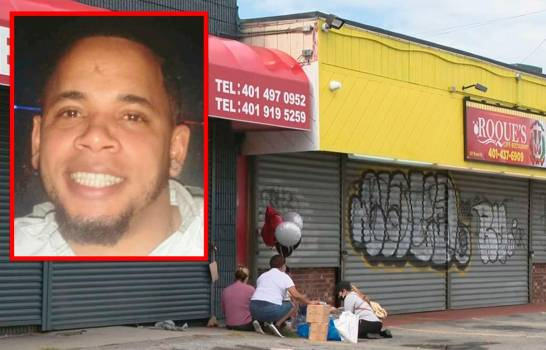 Dominicano es asesinado a balazos mientras se desayunaba en un restaurante de Providence