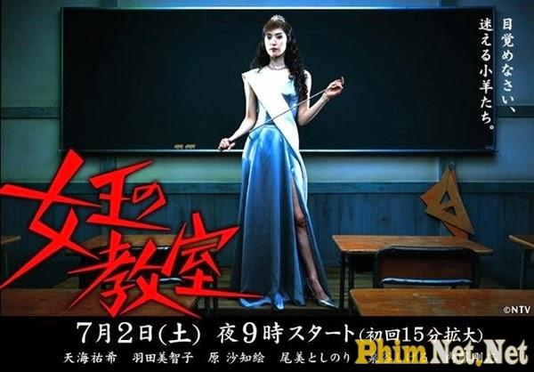 Phim Lớp Học Của Nữ Hoàng - Lop Hoc Cua Nu Hoang 2013 - Wallpaper