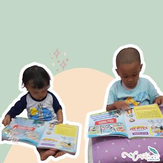 cara membacakan buku