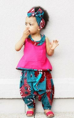 African Dress Styles For Kids How Make Your child LookSpectacular 14