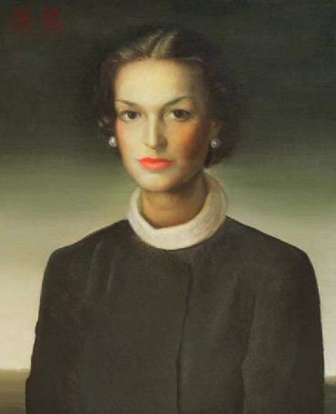 Retrato de Sofia Cantalupo - Candido Portinari
