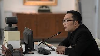 Tangani Pandemi Covid, Ridwan Kamil Usulkan Tiga Hal Ke Pemerintah Pusat