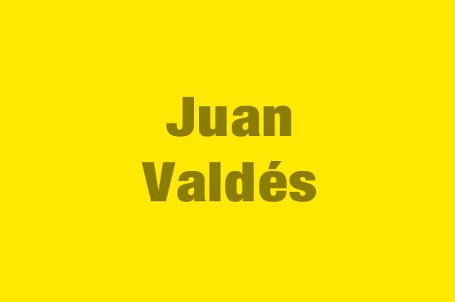 Juan Valdés es Partner de la Alianza Tarjeta al 10% Efectiva