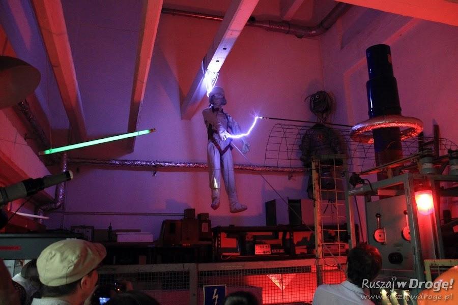 Muzeum Energetyki Łaziska Górne - pokaz