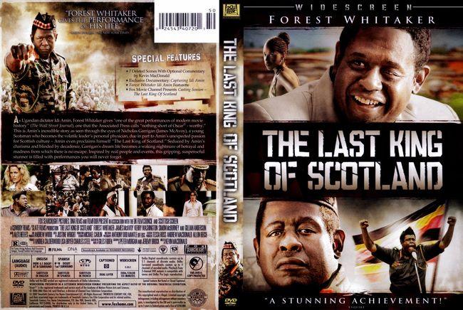 The Last King of Scotland – Latino