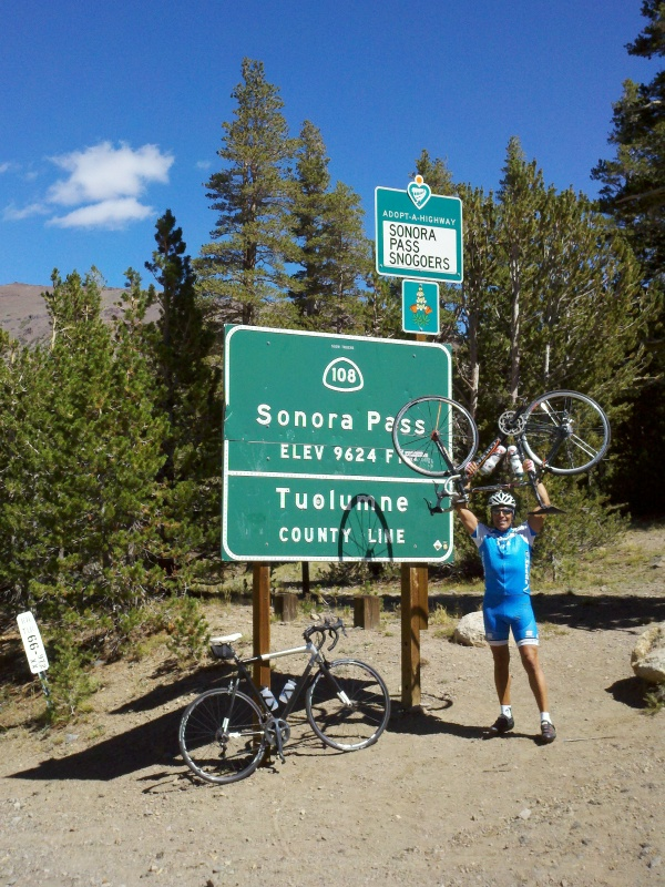 High Sierra • Sonora Pass