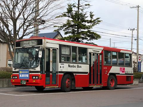 南部バス 八戸駅線 ・262