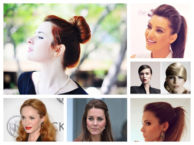 hairstyles for office