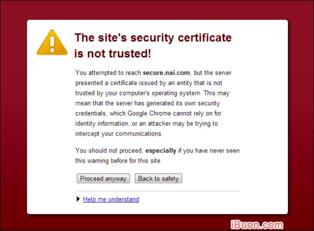 Ảnh mô phỏngSửa Google và Facebook báo lỗi SSL không cho truy cập - cach-sua-loi-ssl