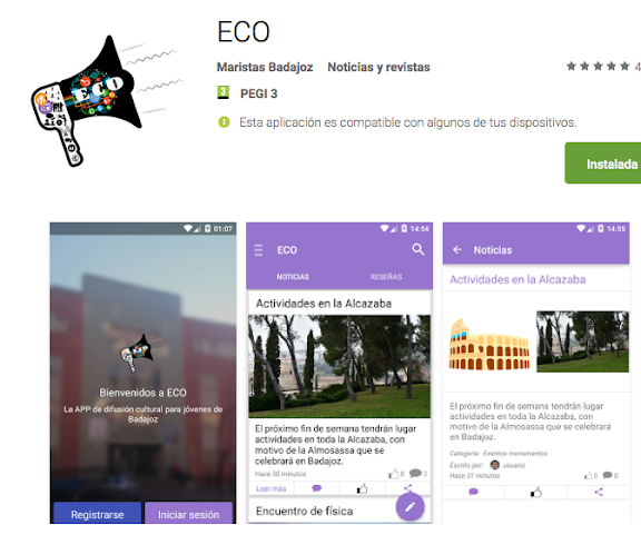 eco web