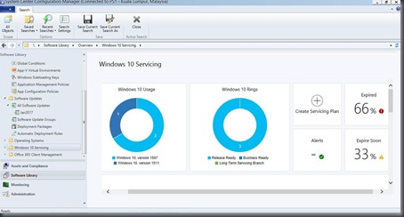 WIndows 10 Servicing