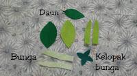 Cara Simple Membuat Kerajinan Unik Bunga dari Kain Flanel