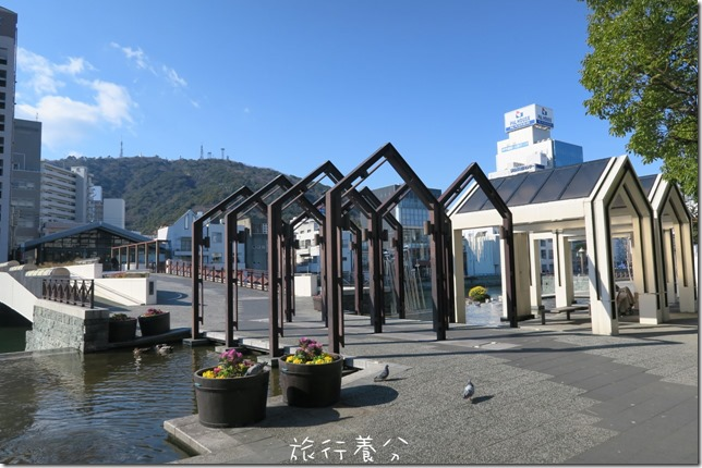 四國德島 葫蘆島周遊船 新町川水際公園 (81)
