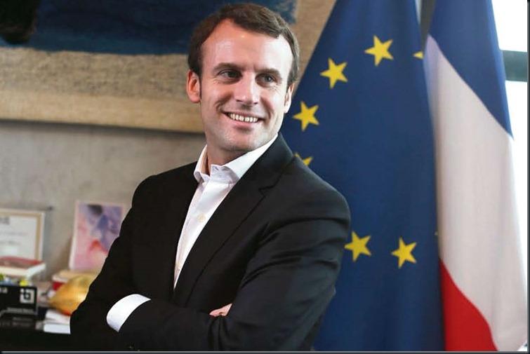 Macron pic