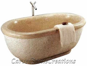 Bath, Bath Tub, Bathtub, Granite, Ideas, Interior, Kitchen & Bath, Natural, Stone, Tubs