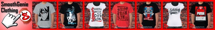 SmoothGenie Clothing | Style of Your life | Desain Kaos Unik | Kaos Print DTG | Pesan Kaos Satuan | Print On Demand