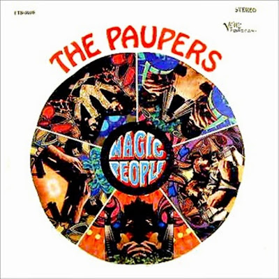 the Paupers ~ 1967 ~ Magic People