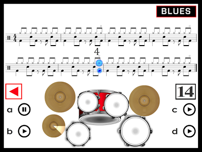 Learn how to play Drums - náhled