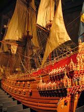 Photo: Vazos laivo modelis, 1:10