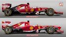 Ferrari F14T VS Ferrari F138