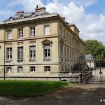 Château du Marais : aile sud
