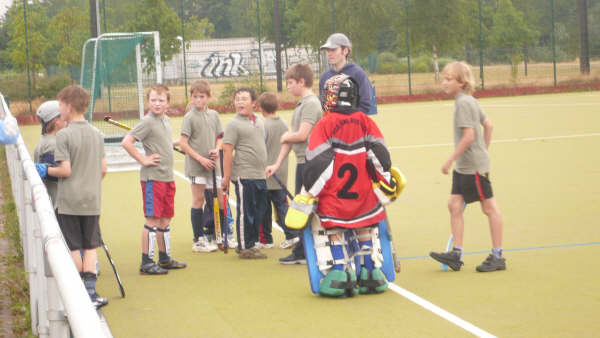 Knaben B - Jugendsportspiele in Rostock - P1010673.JPG