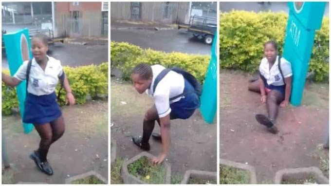Naughty Video Of Asaba Girl Sylvia Agbajor Leaked On Sunday Morning