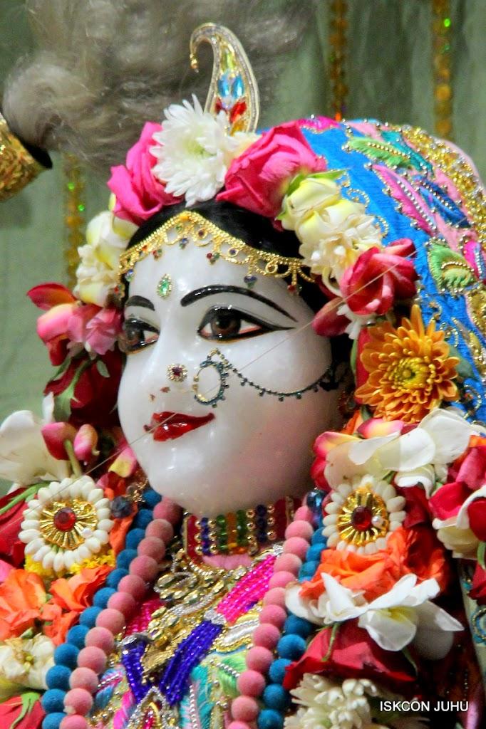 ISKCON Juhu Sringar Deity Darshan 10 Apr 16 (7)