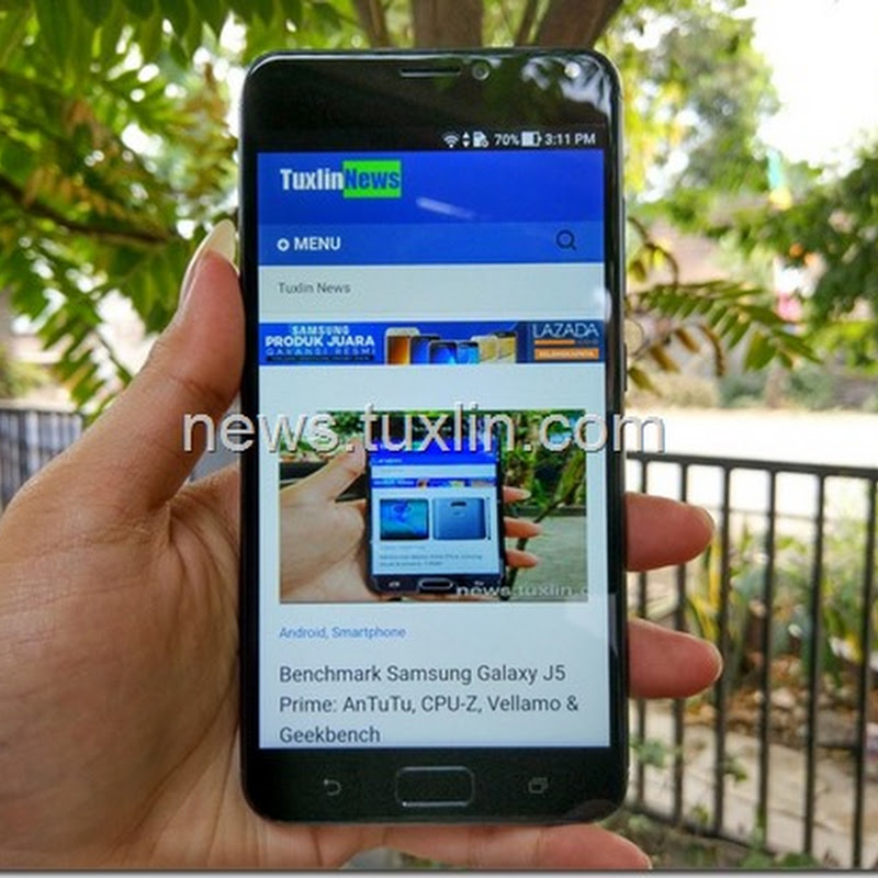 Benchmark Asus Zenfone 4 Max Pro ZC554KL: AnTuTu, CPU-Z, Vellamo & Geekbench