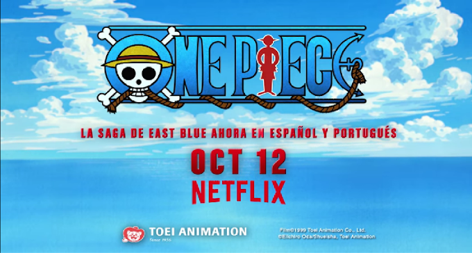 Toei Animation revela la primera muestra del redoblaje de One Piece