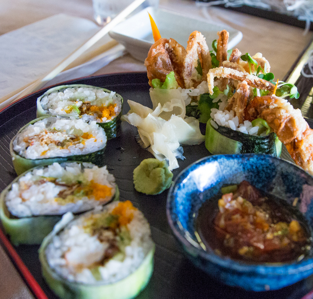 photo of Soft Shell Crab Roll